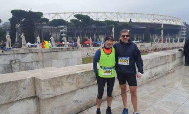 Ottimo risultato a Roma per l'atleta non vedente Luca Aiello dei L'Unatici di Ellera