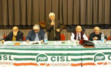Luigi Fabiani eletto coordinatore della FNP CISL del perugino