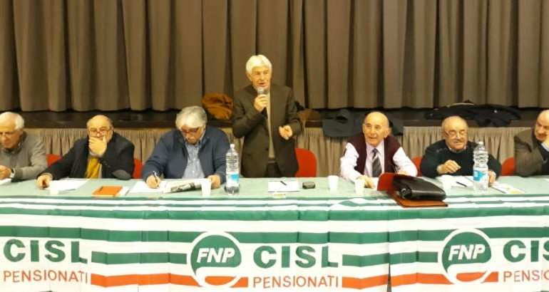 cisl fnpcisl sindacato politica