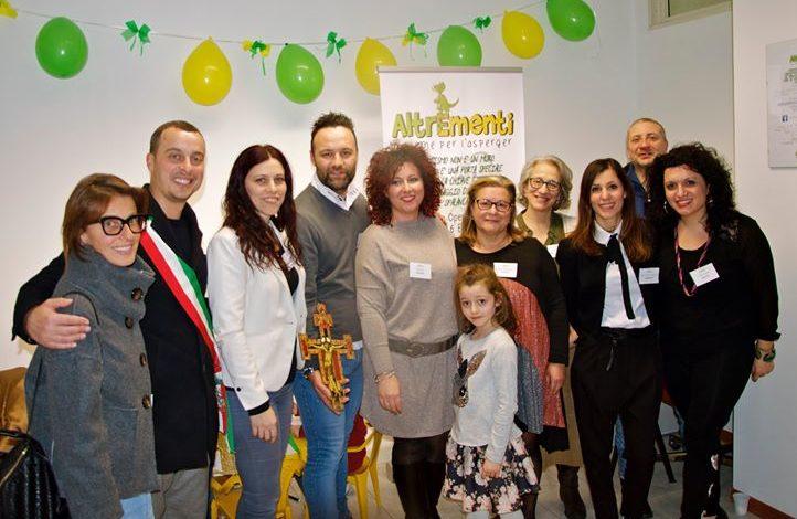 Inaugurata la nuova sede dell'Associazione AltrEmenti – Insieme per l'Asperger