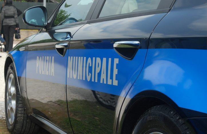 denuncia polizia locale writer cronaca san-mariano