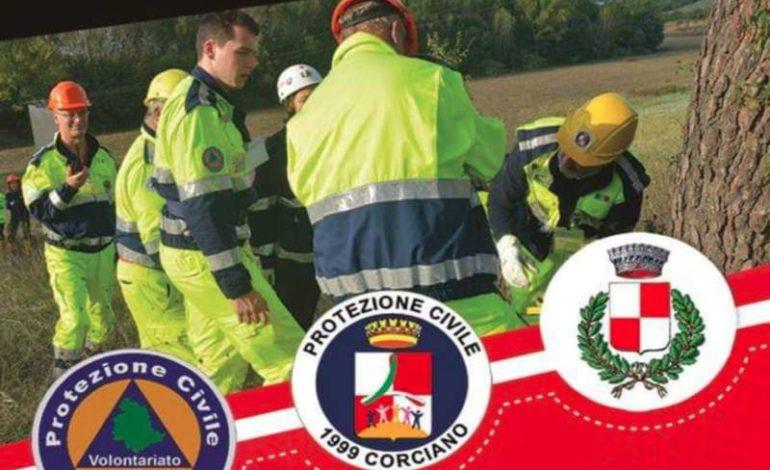 Diventare volontario di Protezione Civile? Partono i corsi della ProCiv di Corciano