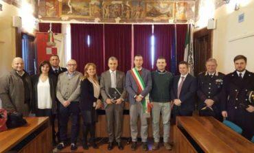 Il Prefetto di Perugia, Claudio Sgaraglia, in visita istituzionale al Comune di Corciano