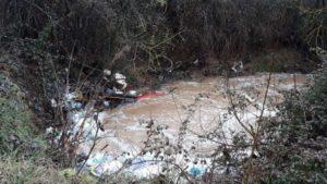 discarica rifiuti spazzatura cronaca san-mariano