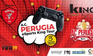 """Armatevi di controller per la prima tappa dell' """"Ac Perugia e Sports king tour"""" Fifa 19 al Quasar Village"""