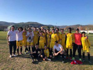 allievi calcio mantignana scuola calcio montemalbe sport