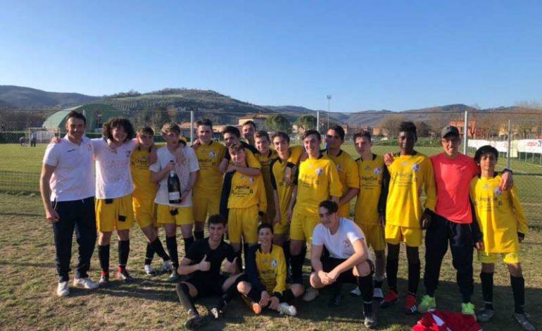Calcio, allievi: la Scuola Calcio Montemalbe vince il campionato in anticipo