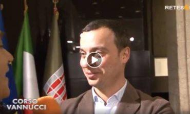 """Nuovo assessore a Corciano, il sindaco Betti intervistato a """"Corso Vannucci"""""""