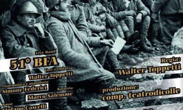"""Successo per """"il canto dei dannati sepolti nel fango"""": un momento di riflessione sulla Grande Guerra e i suoi orrori"""