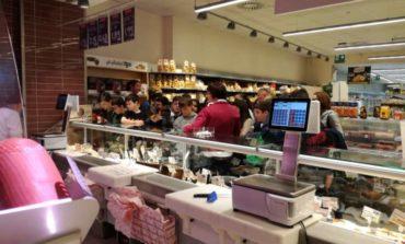 Gli studenti di Corciano imparano a leggere le etichette alimentari alla Coop di Ellera