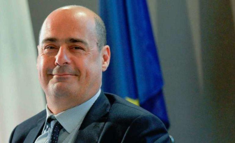 Nicola Zingaretti pd primarie politica