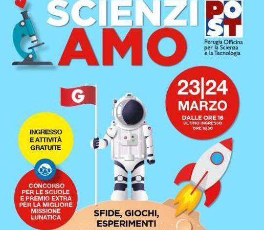 ScienziAmo: arte scienza e creatività al Gherlinda