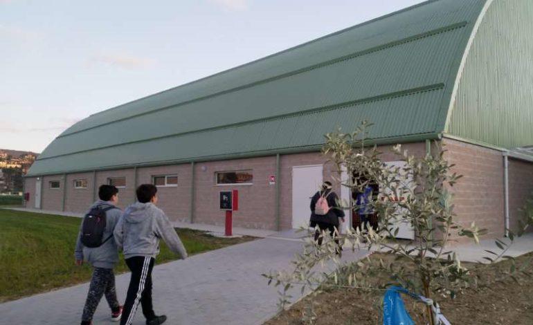 La Palestra di Mantignana è realtà. Uno spazio strategico per la comunità