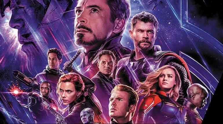 Cinemaratona al The Space Cinema per l'uscita di Avengers: Endgame