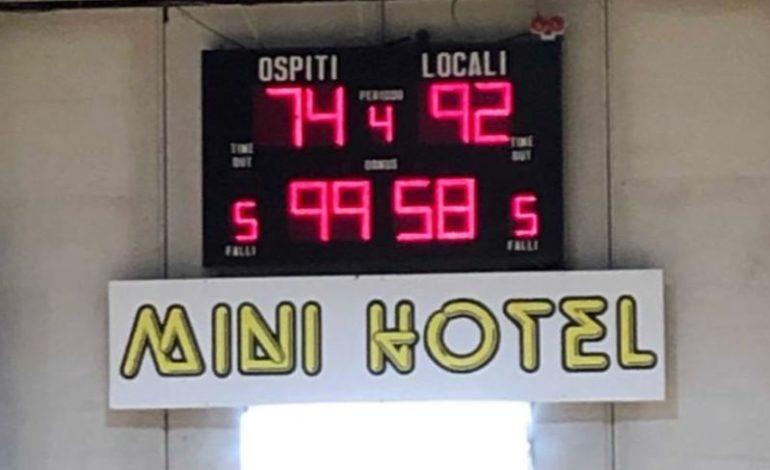 basket casa del lampadario ellera npc fara in sabina pallacanestro ellera-chiugiana sport