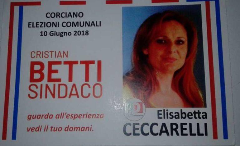 assessore concorso pubblico DIMISSIONI Elisabetta Ceccarelli giunta politica