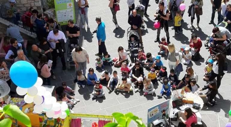 Alessia Ottaviani bambini corciano bimbi famiglie RECORD eventiecultura