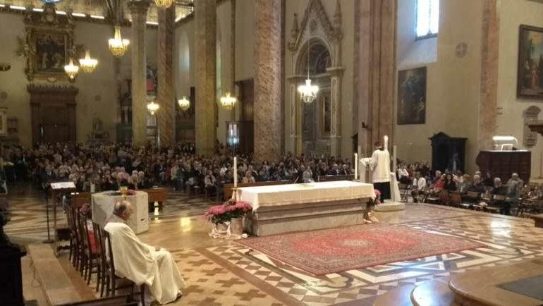 """Pasqua: Card. Bassetti: """"Serve coraggio per essere cristiani, in Umbria solo il 15% in chiesa"""""""