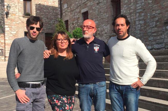 #fratelliditalia Alessia Ottaviani assessore fd'i lega m5s movimento 5 stelle protesta politica