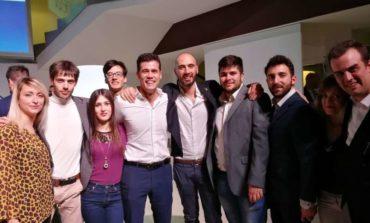 """""""La Rinascita della Gioventù Europea"""", alla convention romana anche il giovane consigliere della Lega Gianluca Taburchi"""
