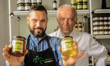 """Uno dei migliori mieli al mondo è prodotto a Corciano: l'Apicoltura Galli sbanca al """"London Honey Awards"""""""