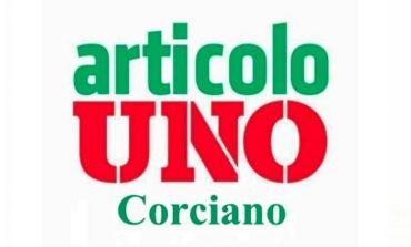 Costituito anche a Corciano il coordinamento di Articolo Uno: il partito del lavoro, socialista e ambientalista
