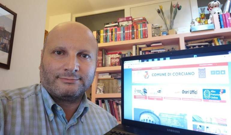 Il Comune di Corciano fra i vincitori del bando Wifi4Eu per l'installazione del wifi pubblico e gratuito