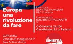 Europee: a Corciano i candidati de La Sinistra Piccolotti e Guidi