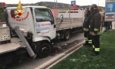 Incidente a Taverne: un ferito nello scontro fra due veicoli