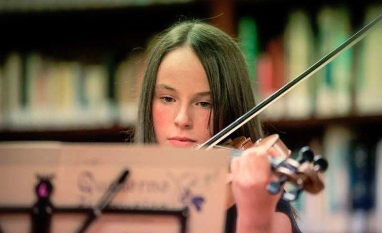 American Protégé carnagie hall livia stefani Maurizio Sciarretta musica new york ny violino eventiecultura
