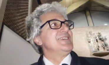 Maurizio Oliviero nuovo rettore dell'UniPg, gli auguri dal sindaco Betti