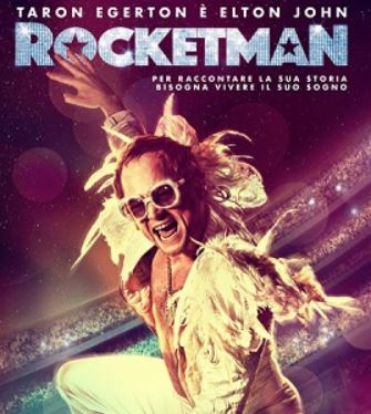 anteprima cinema Rocketman the space eventiecultura