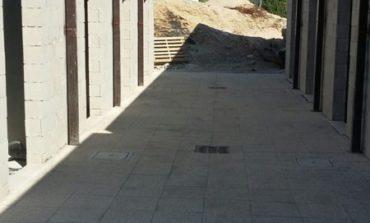 E' quasi finito l'ampliamento del cimitero di Chiugiana costato 240mila euro