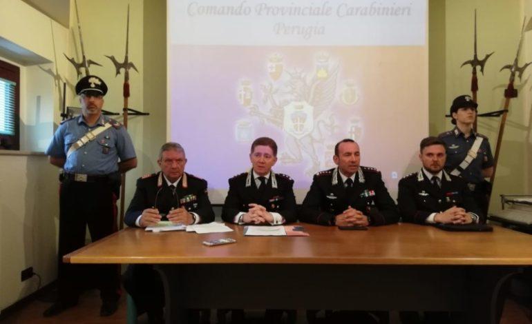 arresti carabinieri rapine cronaca