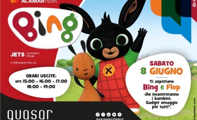bambini bing e flop quasar village eventiecultura