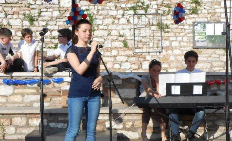 Le français en chansons lingua francese scuola media studenti corciano-centro eventiecultura