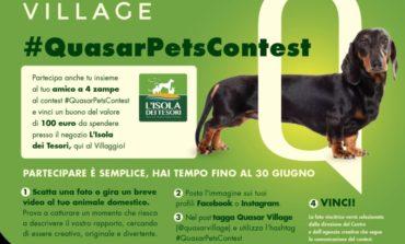 #QuasarPetsContest partecipa e vinci un buono di 100 euro per il tuo amico a 4 zampe