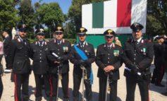 Sgominarono banda di rapinatori: encomio ai Carabinieri di Corciano nella 205esima Festa dell'Arma