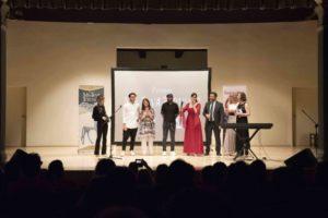 isabella adriani paolo vallesi premio minerva etrusca teatro cucinelli eventiecultura solomeo