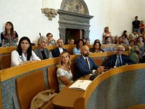 andrea romizi gianluca taburchi lorenzo pierotti Luca Merli marco squarta palazzo dei priori perugia roberta ricci politica