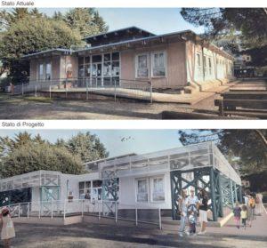 lavori pubblici miglioramento sismico scuola cronaca ellera-chiugiana