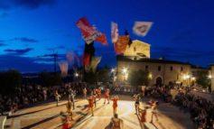 A Solomeo tornano le suggestioni della Festa Rinascimentale, il borgo è già in fermento