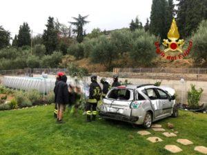 incidente vigili del fuoco cronaca
