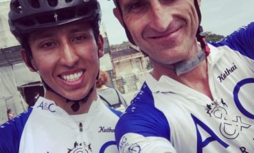 Da Corciano al Tour de France: Bernal raccontato da Alberati e Belia