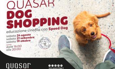 Quasar Dog Shopping: ecco come fare compere con il proprio cagnolino