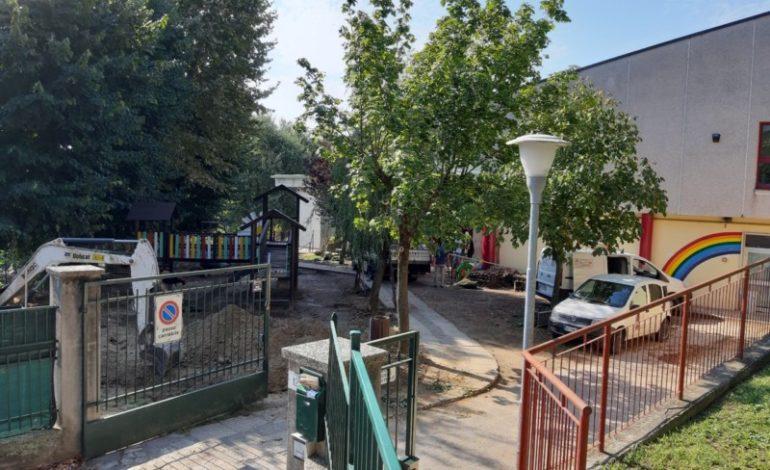 La scuola dell'infanzia Lucina 'nel mirino' del Comune, lavori per 45mila euro