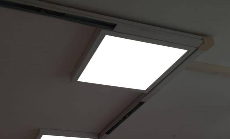 Scuola verso la riapertura: nuovi impianti di illuminazione a Mantignana