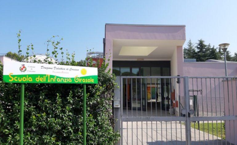 Scuola infanzia Girasole: pochi giorni alla chiusura del cantiere