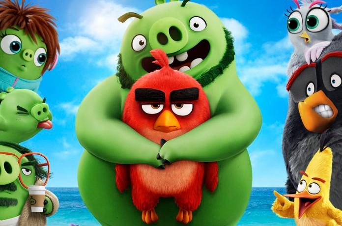 Domenica mattina anteprima per famiglie al The Space cinema con Angry Birds 2