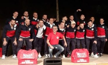 Calcio, presentata la nuova squadra del San Mariano: domenica la prima partita